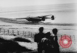 Image of Germans resupply defensive forces on beach by cargo gliders, during Wo Italy, 1943, second 24 stock footage video 65675041934