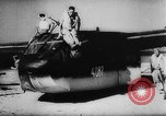 Image of Germans resupply defensive forces on beach by cargo gliders, during Wo Italy, 1943, second 31 stock footage video 65675041934