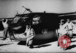 Image of Germans resupply defensive forces on beach by cargo gliders, during Wo Italy, 1943, second 32 stock footage video 65675041934