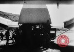 Image of Germans resupply defensive forces on beach by cargo gliders, during Wo Italy, 1943, second 50 stock footage video 65675041934
