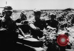 Image of Germans resupply defensive forces on beach by cargo gliders, during Wo Italy, 1943, second 56 stock footage video 65675041934