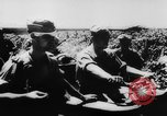 Image of Germans resupply defensive forces on beach by cargo gliders, during Wo Italy, 1943, second 57 stock footage video 65675041934
