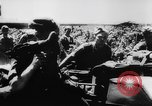 Image of Germans resupply defensive forces on beach by cargo gliders, during Wo Italy, 1943, second 59 stock footage video 65675041934