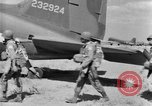 Image of C 47 aircraft with American paratroopers in World War 2 European Theater, 1943, second 5 stock footage video 65675041942