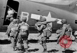 Image of C 47 aircraft with American paratroopers in World War 2 European Theater, 1943, second 13 stock footage video 65675041942