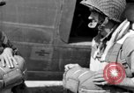 Image of C 47 aircraft with American paratroopers in World War 2 European Theater, 1943, second 31 stock footage video 65675041942