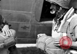 Image of C 47 aircraft with American paratroopers in World War 2 European Theater, 1943, second 32 stock footage video 65675041942