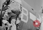 Image of C 47 aircraft with American paratroopers in World War 2 European Theater, 1943, second 55 stock footage video 65675041942