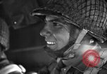 Image of C 47 aircraft with American paratroopers in World War 2 European Theater, 1943, second 60 stock footage video 65675041942