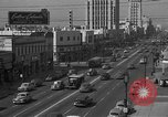Image of Street scenes Los Angeles California USA, 1950, second 1 stock footage video 65675041952