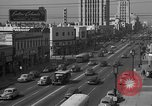 Image of Street scenes Los Angeles California USA, 1950, second 2 stock footage video 65675041952
