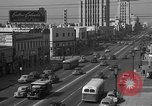 Image of Street scenes Los Angeles California USA, 1950, second 4 stock footage video 65675041952