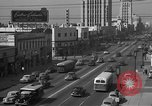 Image of Street scenes Los Angeles California USA, 1950, second 5 stock footage video 65675041952