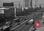 Image of Street scenes Los Angeles California USA, 1950, second 6 stock footage video 65675041952