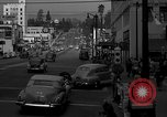 Image of Hollywood and Vine in 1950 Los Angeles California USA, 1950, second 4 stock footage video 65675041953