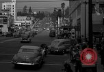 Image of Hollywood and Vine in 1950 Los Angeles California USA, 1950, second 5 stock footage video 65675041953