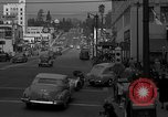 Image of Hollywood and Vine in 1950 Los Angeles California USA, 1950, second 6 stock footage video 65675041953