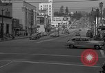 Image of Hollywood and Vine in 1950 Los Angeles California USA, 1950, second 13 stock footage video 65675041953