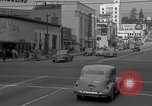 Image of Hollywood and Vine in 1950 Los Angeles California USA, 1950, second 15 stock footage video 65675041953