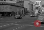 Image of Hollywood and Vine in 1950 Los Angeles California USA, 1950, second 16 stock footage video 65675041953
