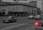 Image of Hollywood and Vine in 1950 Los Angeles California USA, 1950, second 18 stock footage video 65675041953