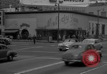 Image of Hollywood and Vine in 1950 Los Angeles California USA, 1950, second 19 stock footage video 65675041953