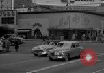 Image of Hollywood and Vine in 1950 Los Angeles California USA, 1950, second 20 stock footage video 65675041953