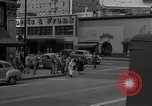 Image of Hollywood and Vine in 1950 Los Angeles California USA, 1950, second 24 stock footage video 65675041953