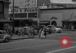 Image of Hollywood and Vine in 1950 Los Angeles California USA, 1950, second 25 stock footage video 65675041953
