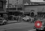 Image of Hollywood and Vine in 1950 Los Angeles California USA, 1950, second 29 stock footage video 65675041953