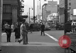 Image of Hollywood and Vine in 1950 Los Angeles California USA, 1950, second 32 stock footage video 65675041953