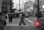 Image of Hollywood and Vine in 1950 Los Angeles California USA, 1950, second 33 stock footage video 65675041953