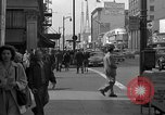 Image of Hollywood and Vine in 1950 Los Angeles California USA, 1950, second 34 stock footage video 65675041953
