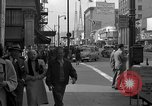 Image of Hollywood and Vine in 1950 Los Angeles California USA, 1950, second 35 stock footage video 65675041953