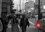 Image of Hollywood and Vine in 1950 Los Angeles California USA, 1950, second 36 stock footage video 65675041953
