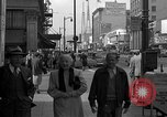 Image of Hollywood and Vine in 1950 Los Angeles California USA, 1950, second 37 stock footage video 65675041953