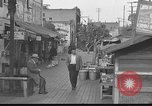 Image of Olvera and Bloom Streets California United States USA, 1950, second 2 stock footage video 65675041954
