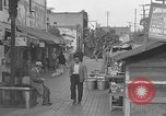 Image of Olvera and Bloom Streets California United States USA, 1950, second 3 stock footage video 65675041954