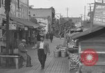 Image of Olvera and Bloom Streets California United States USA, 1950, second 4 stock footage video 65675041954