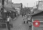 Image of Olvera and Bloom Streets California United States USA, 1950, second 6 stock footage video 65675041954