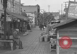 Image of Olvera and Bloom Streets California United States USA, 1950, second 8 stock footage video 65675041954