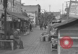 Image of Olvera and Bloom Streets California United States USA, 1950, second 9 stock footage video 65675041954