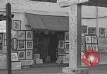 Image of Olvera and Bloom Streets California United States USA, 1950, second 13 stock footage video 65675041954