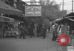 Image of Olvera and Bloom Streets California United States USA, 1950, second 17 stock footage video 65675041954