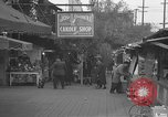 Image of Olvera and Bloom Streets California United States USA, 1950, second 18 stock footage video 65675041954