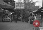 Image of Olvera and Bloom Streets California United States USA, 1950, second 20 stock footage video 65675041954