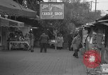 Image of Olvera and Bloom Streets California United States USA, 1950, second 25 stock footage video 65675041954