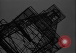 Image of Los Angeles and Hollywood oil derricks Los Angeles California USA, 1950, second 26 stock footage video 65675041961