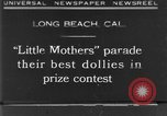 Image of prize contest Long Beach California USA, 1930, second 1 stock footage video 65675041971