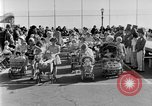 Image of prize contest Long Beach California USA, 1930, second 7 stock footage video 65675041971